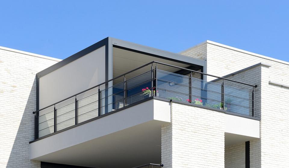 Pergola balcon