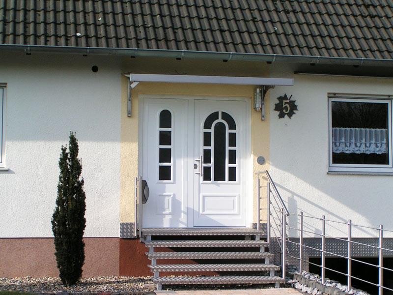 Porte d'entrée Kompotherm classique