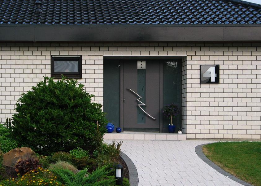 Solutions briotet - Porte entree moderne ...